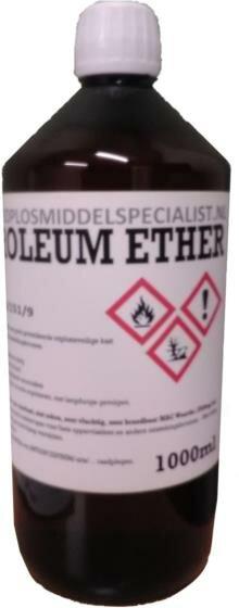 Petroleum Ether (kookpuntbenzine)