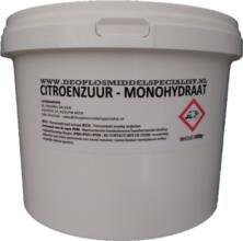 Citroenzuur (mono- en anhydraat)