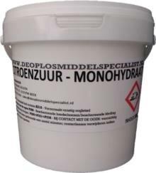 Citroenzuur Monohydraat 1Kg