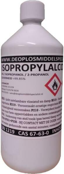 Isopropylalcohol 1 Liter