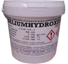 Kaliumhydroxide 1Kg