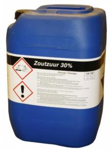 Zoutzuur 30% 20 Liter