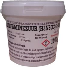Sulfaminezuur