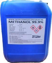 Methanol >99% 20 Liter