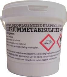 Natriummetabisulfiet 1Kg
