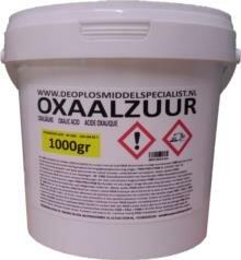 Oxaalzuur 1000gr