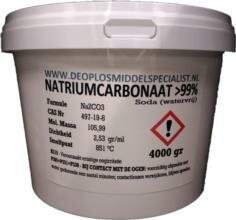 Natriumcarbonaat 4kg