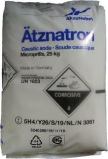 Natriumhydroxide 25Kg