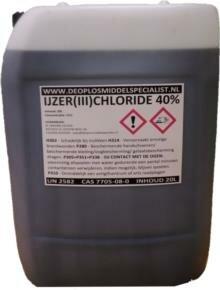 Ijzerchloride 40% 20L