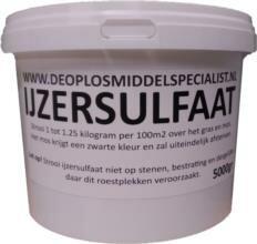 IJzersulfaat / IJzer(II)Sulfaat
