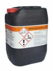 Natriumhypochloriet / Chloor 12-14% 20L