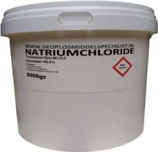 Natriumchloride 5kg