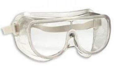 Degelijke overzet veiligheidsbril