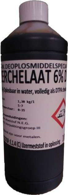 IJzerchelaat 6% DTPA 1L