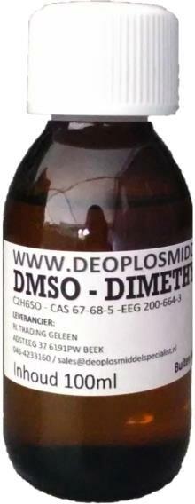 Dimethylsulfoxide (DMSO)