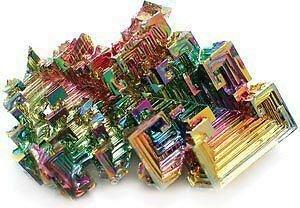 Bismuth kristal 50gr