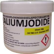 Kaliumjodide 100gr