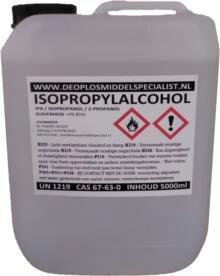 Isopropylalcohol 5L (ADR)