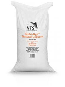 Calciumsulfaat Dihydraat (gips) 25kg