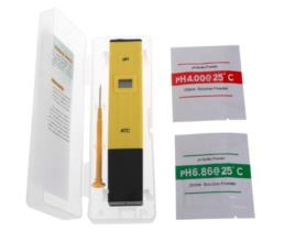 Digitale pH meter