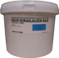 Maerl Koraalalgen kalkpoeder 5kg