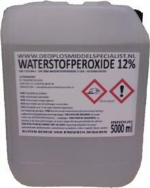 Waterstofperoxide 12% 5L