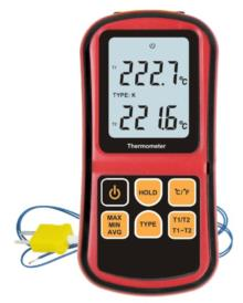 Thermometer GM1312-R2