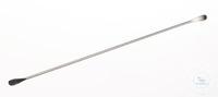 Microlepelspatel INOX 185mm